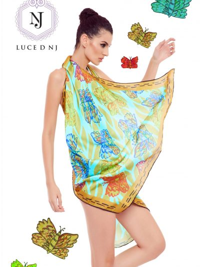 Fly Away Luxury Scarf